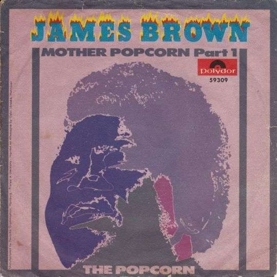 Coverafbeelding Mother Popcorn Part 1 - James Brown