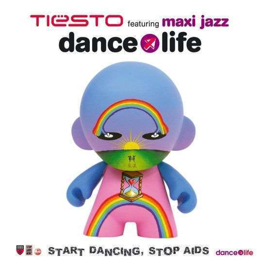 Coverafbeelding Dance4Life - Tiësto Featuring Maxi Jazz