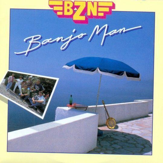 Coverafbeelding Banjo Man - Bzn