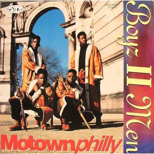 Coverafbeelding Motownphilly - Boyz Ii Men