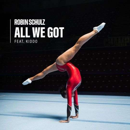Coverafbeelding All We Got - Robin Schulz Feat. Kiddo