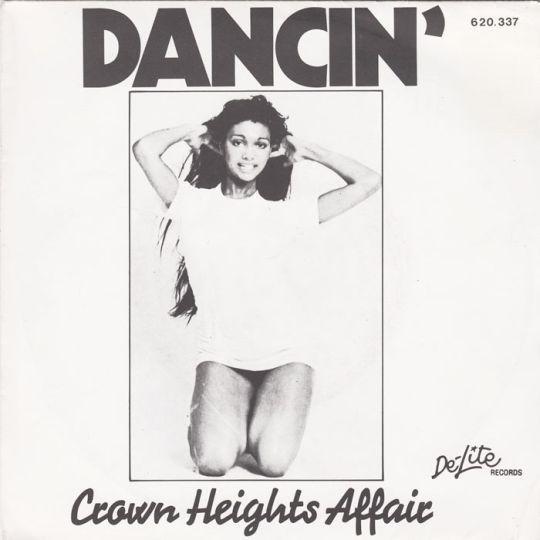 Coverafbeelding Crown Heights Affair - Dancin'