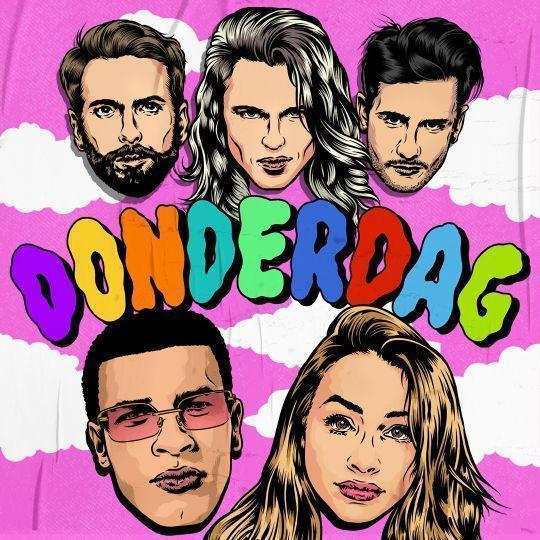 Coverafbeelding Donderdag - Kris Kross Amsterdam & Bilal Wahib & Emma Heesters