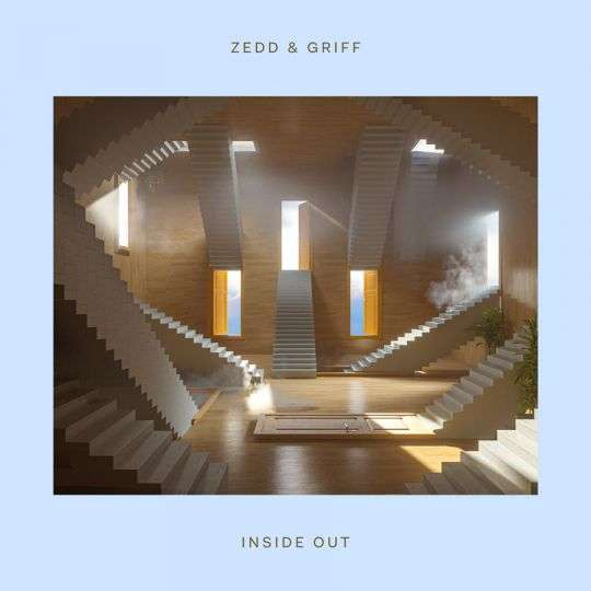 Coverafbeelding Inside Out - Zedd & Griff