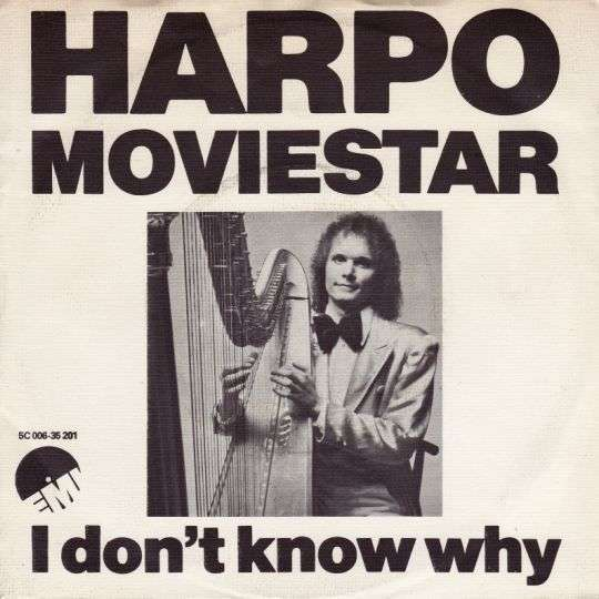 Coverafbeelding Harpo - Moviestar