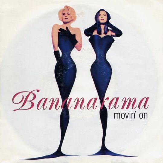 Coverafbeelding Movin' On - Bananarama