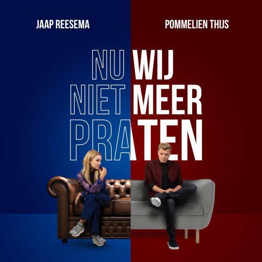 Coverafbeelding Nu Wij Niet Meer Praten - Jaap Reesema & Pommelien Thijs