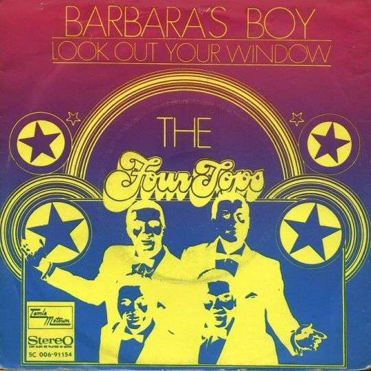 Coverafbeelding Barbara's Boy - The Four Tops