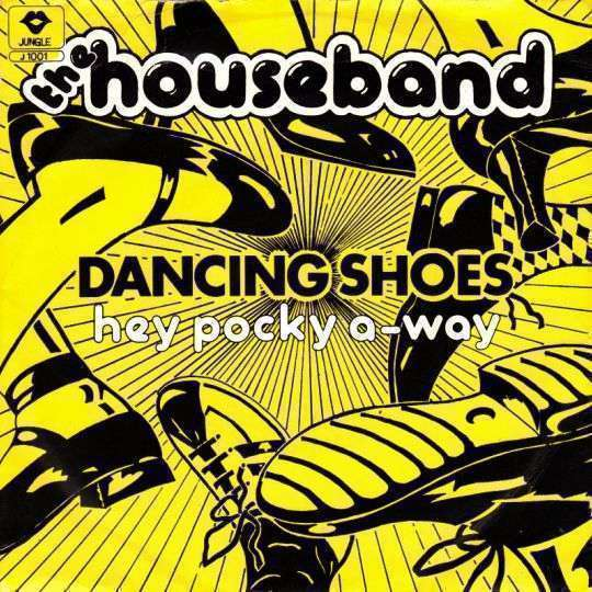 Coverafbeelding Dancing Shoes - The Houseband