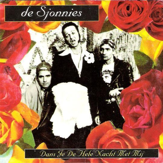 Coverafbeelding De Sjonnies - Dans Je De Hele Nacht Met Mij
