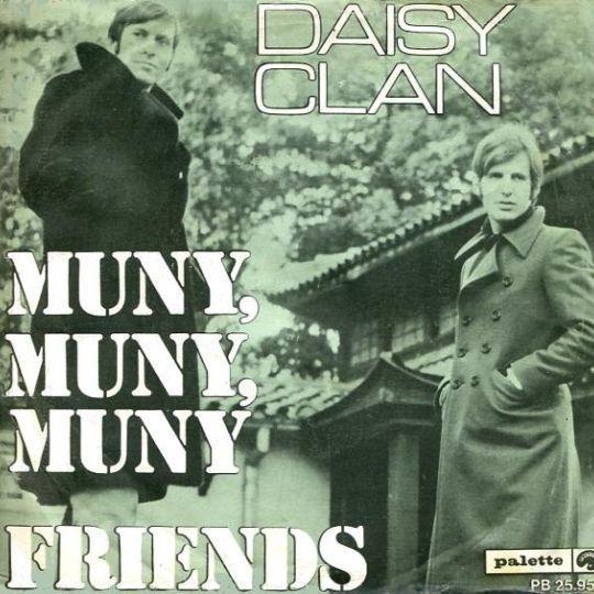 Coverafbeelding Daisy Clan - Muny, Muny, Muny