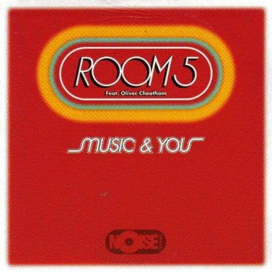 Coverafbeelding Room 5 featuring Oliver Cheatham - Music & You