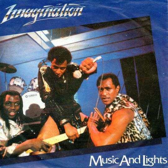Coverafbeelding Music And Lights - Imagination