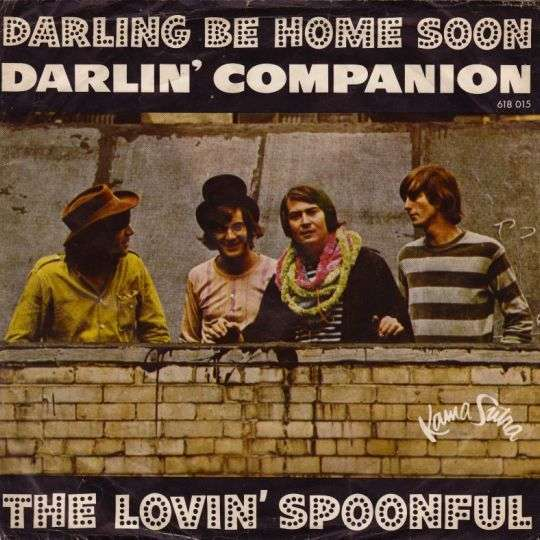 Coverafbeelding The Lovin' Spoonful - Darling Be Home Soon