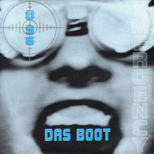 Coverafbeelding Das Boot - U96