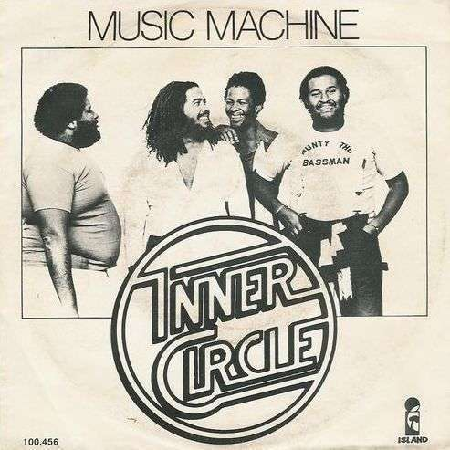 Coverafbeelding Music Machine - Inner Circle