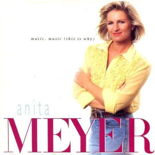 Coverafbeelding Anita Meyer - Music, Music (This Is Why)
