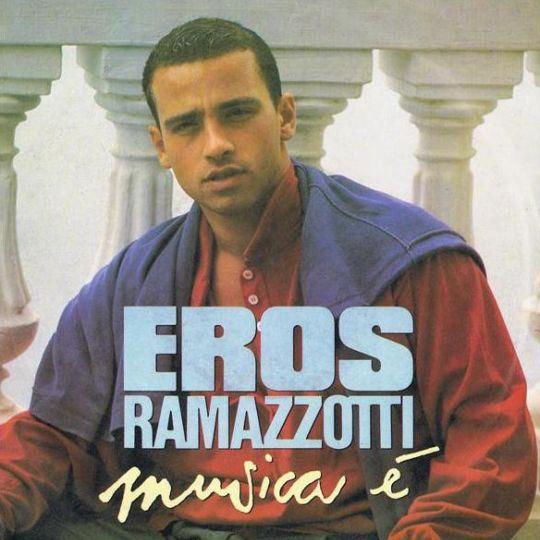 Coverafbeelding Musica É - Eros Ramazzotti