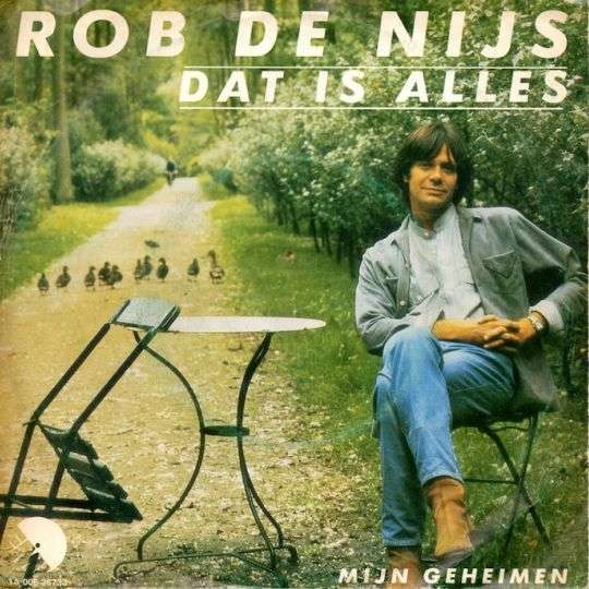 Coverafbeelding Dat Is Alles - Rob De Nijs