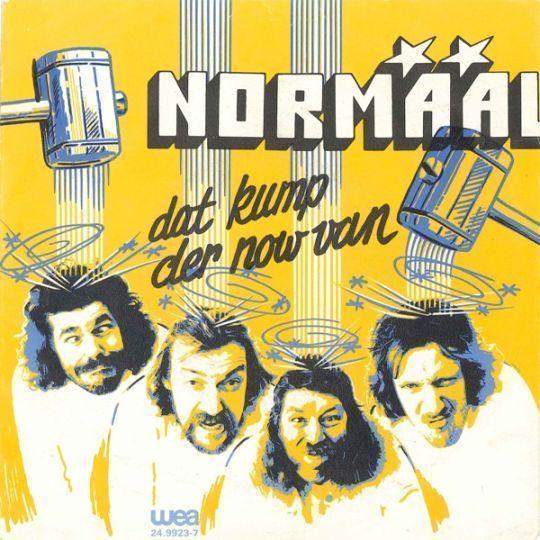 Coverafbeelding Dat Kump Der Now Van - Normaal