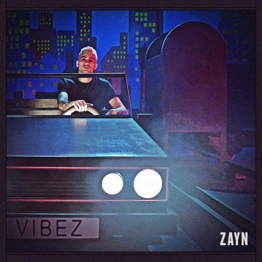 Coverafbeelding Vibez - Zayn