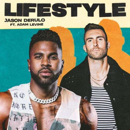 Coverafbeelding Lifestyle - Jason Derulo Ft. Adam Levine