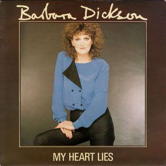 Coverafbeelding Barbara Dickson - My Heart Lies