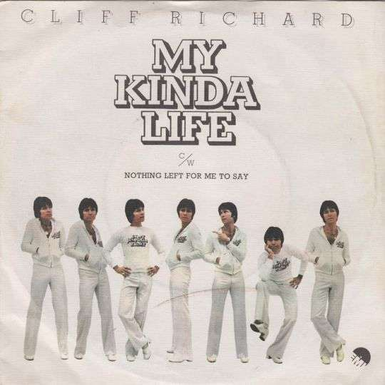 Coverafbeelding Cliff Richard - My Kinda Life