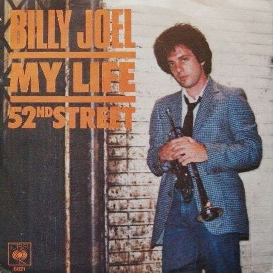 Coverafbeelding My Life - Billy Joel