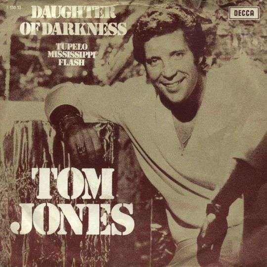 Coverafbeelding Daughter Of Darkness - Tom Jones