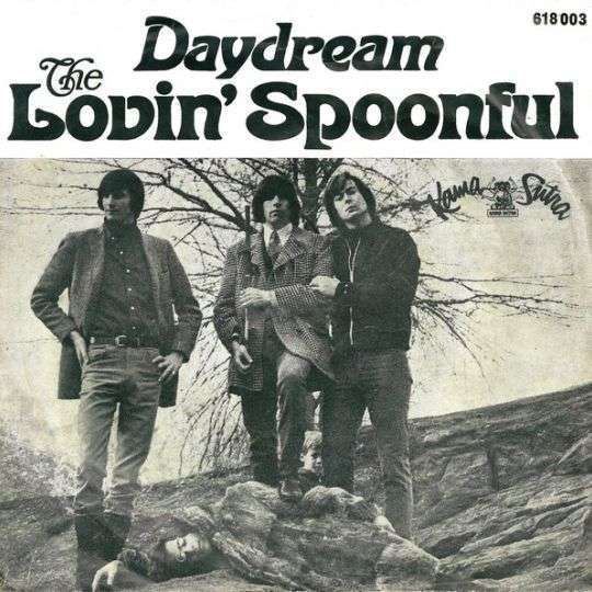 Coverafbeelding Daydream - The Lovin' Spoonful