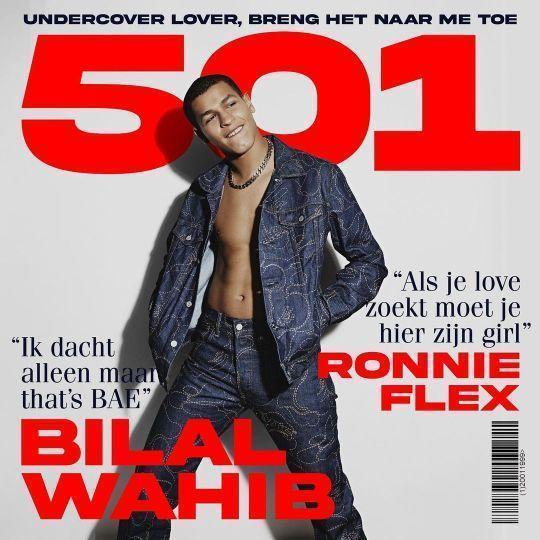 Coverafbeelding 501 - Bilal Wahib Feat. Ronnie Flex