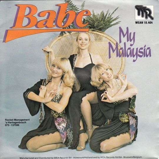 Coverafbeelding My Malaysia - Babe