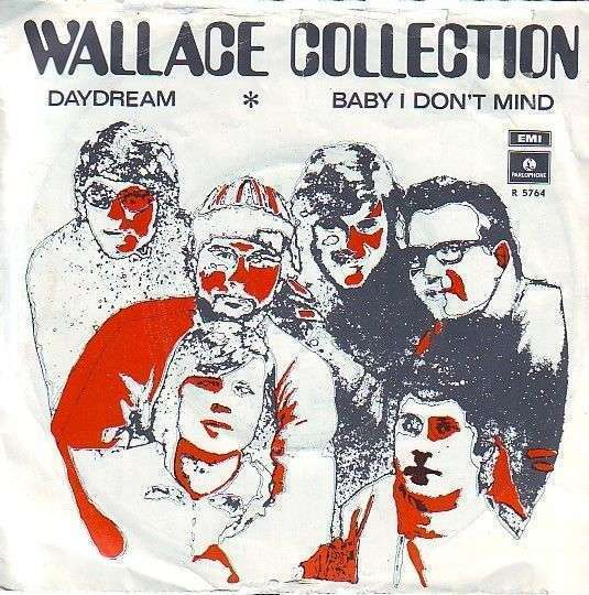 Coverafbeelding Wallace Collection - Daydream