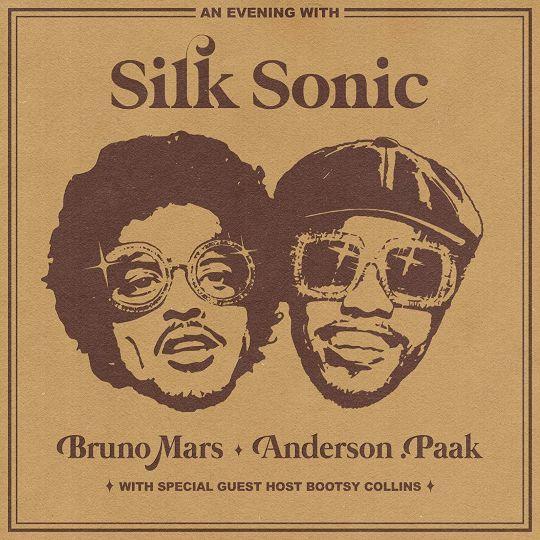 Coverafbeelding Silk Sonic [Bruno Mars & Anderson .Paak] - Leave The Door Open