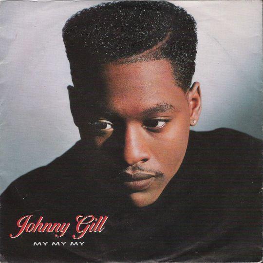 Coverafbeelding Johnny Gill - My My My