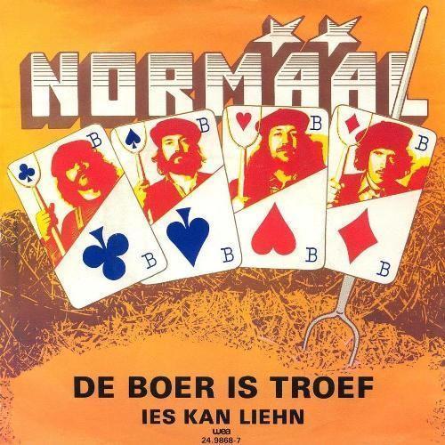 Coverafbeelding De Boer Is Troef - Normaal