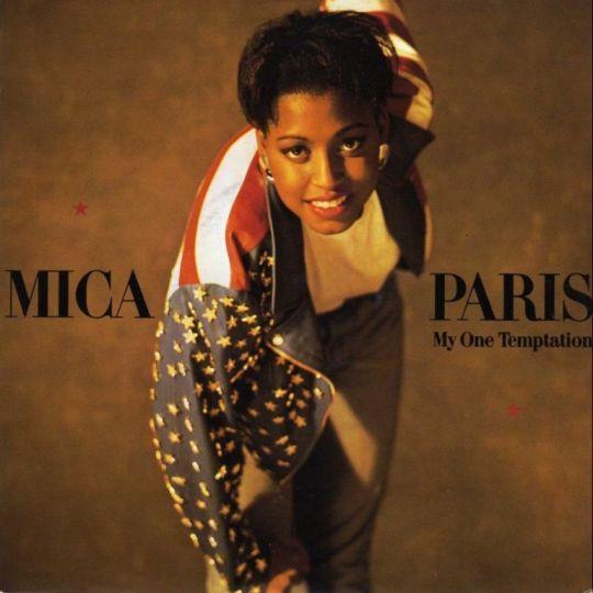 Coverafbeelding My One Temptation - Mica Paris