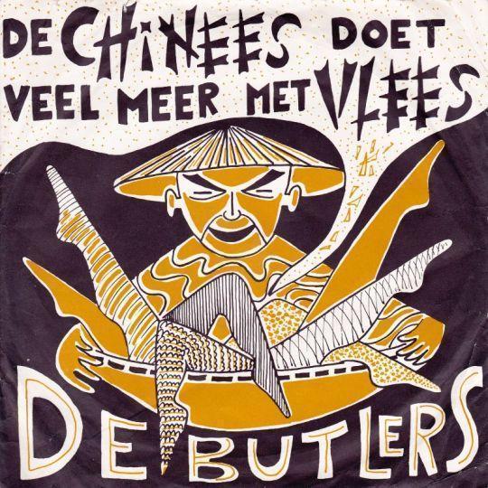 Coverafbeelding De Butlers - De Chinees Doet Veel Meer Met Vlees