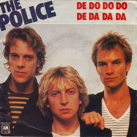Coverafbeelding De Do Do Do De Da Da Da - The Police