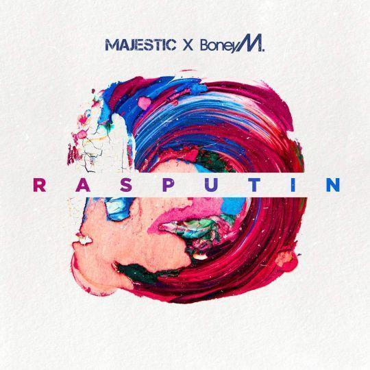 Coverafbeelding Rasputin - Majestic X Boney M.