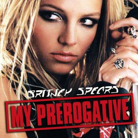 Coverafbeelding Britney Spears - My Prerogative