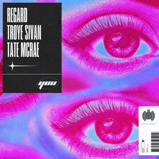 Coverafbeelding You - Regard X Troye Sivan X Tate Mcrae