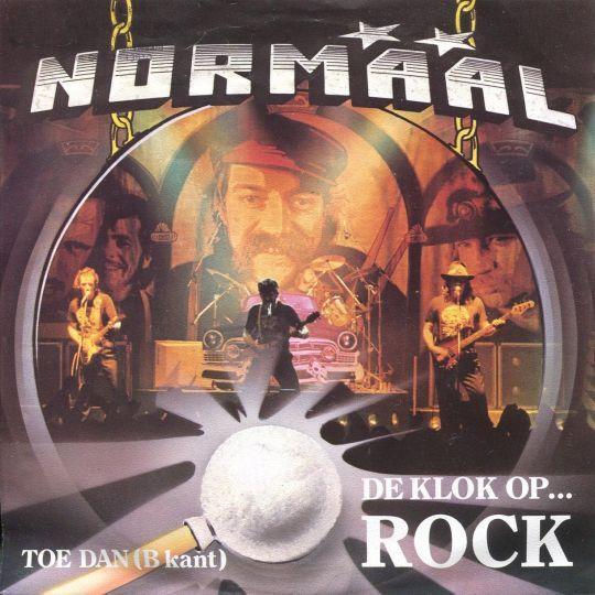 Coverafbeelding De Klok Op... Rock - Normaal