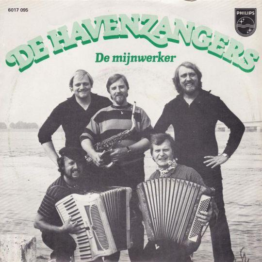 Coverafbeelding De Mijnwerker - De Havenzangers