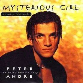 Coverafbeelding Mysterious Girl - Peter Andre Featuring Bubbler Ranx