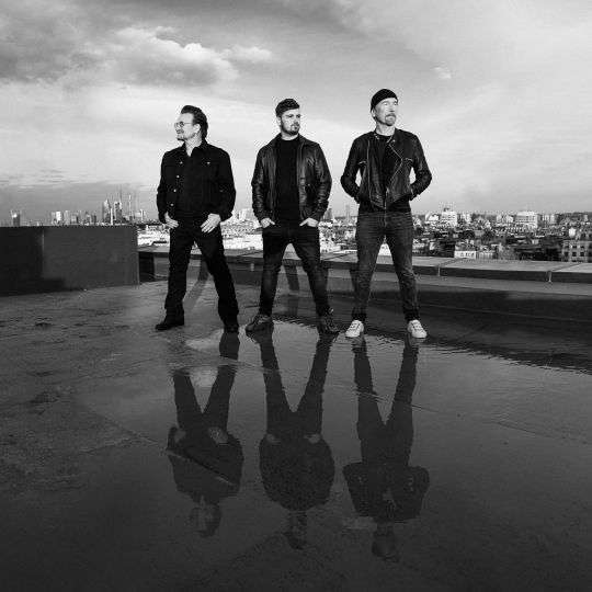 Coverafbeelding We Are The People - Martin Garrix, Bono & The Edge