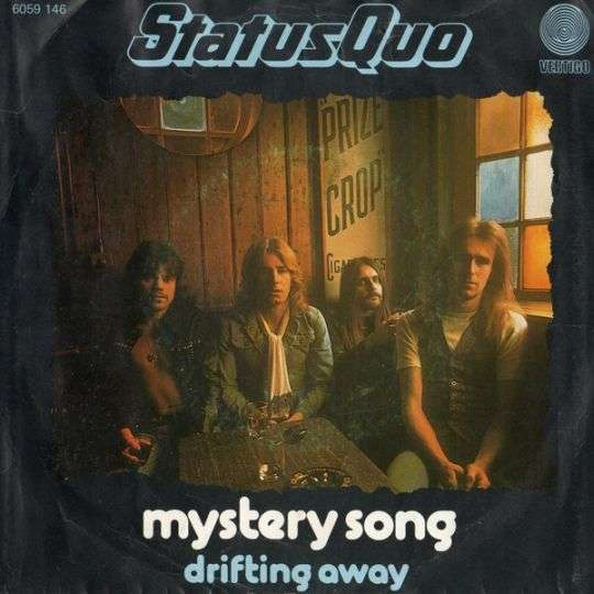 Coverafbeelding Mystery Song - Status Quo