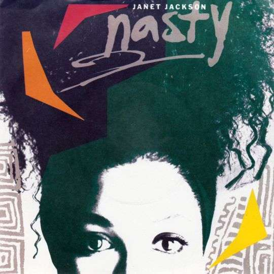 Coverafbeelding Nasty - Janet Jackson