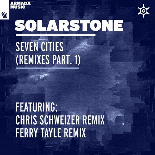 Coverafbeelding Solarstone - Seven Cities - Ferry Tayle Remix